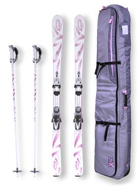 Women's Just 'Cause Special Breast Cancer Awareness Ski Package