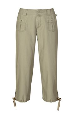 Women's Couldawoulda Capri (Discontinued)