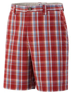 Mens Koosah Falls Plaid Short