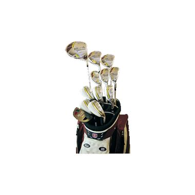 Womens HSL 25pc Hybrid Golf Set