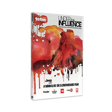 Under The Influence Ski DVD