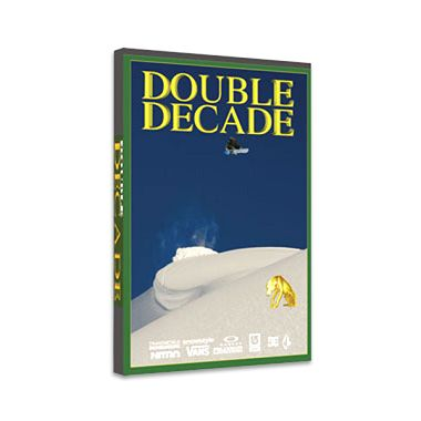 Double Decade Snowboard DVD