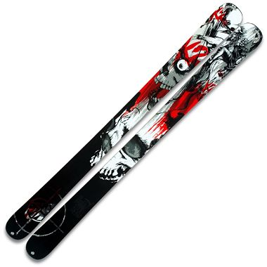 Hell Bent Skis