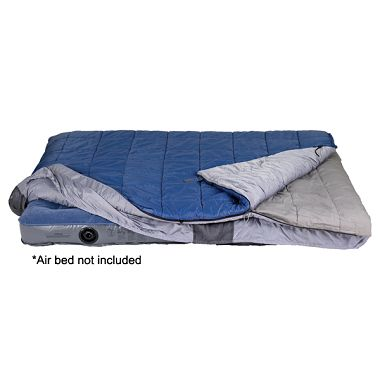 Satellite 30 Degree Double Sleeping Bag (10)