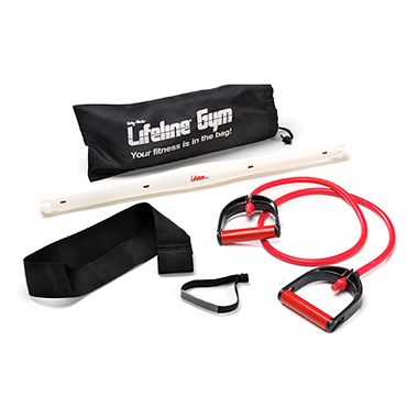 Lifeline Usa Portable Gym With R4 And R6 Cables