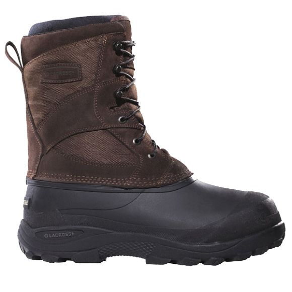lacrosse mens pine top insulated boot