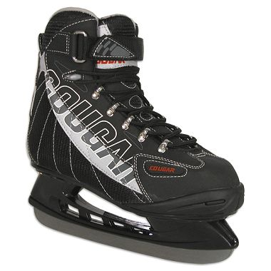 Mens Cougar Softboot Hockey Skates