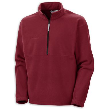 Mens Hemlock Ridge Pullover Fleece