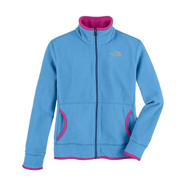 Girls Youth Glacier Mayammo Track Jacket