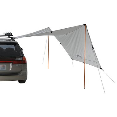 Car Tarp Shelter