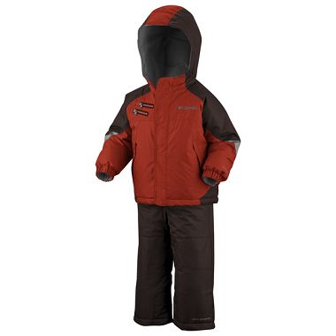 Boys Infant Rugged Reversible Snow Set