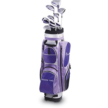 Women's Finesse Complete Golf Set