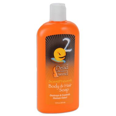 e2 ScentPrevent Body and Hair Soap
