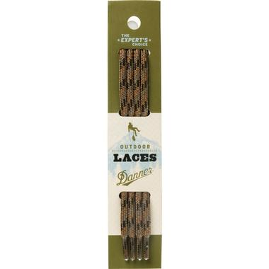 Multi Brown Boot Laces (63 Inch)
