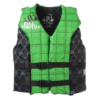 Youth Hinged Nylon PFD Vest