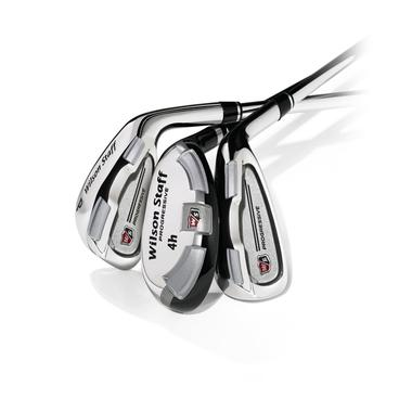 Mens Progressive Combo Golf Club Set