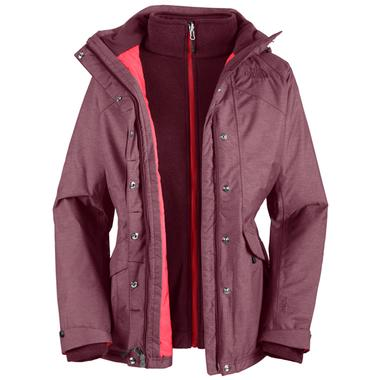 Womens Kalispell Insulated Triclimate Jacket