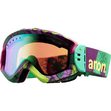 Women's Majestic Printed Snow Goggle