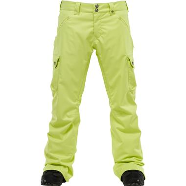 Womens Lucky Snowboarding Pant