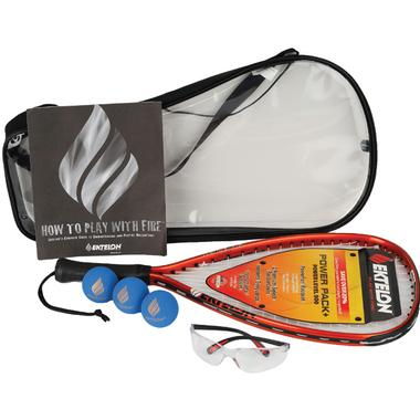 Racquetball Power Pack + Starter Kit
