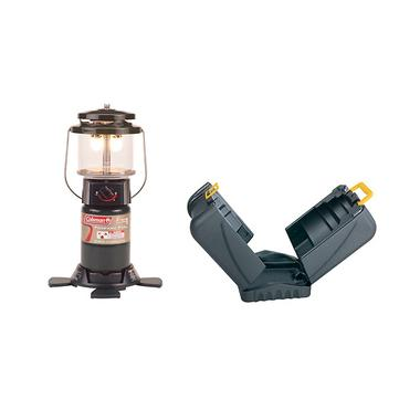 Deluxe Perfectflow Propane Lantern with Hard Carry Case