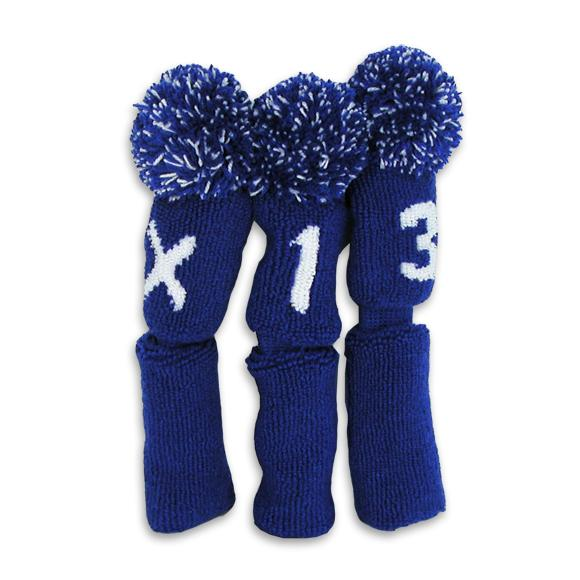 Knitting Patterns For Golf Club Headcovers : knitted head covers - Video Search Engine at Search.com