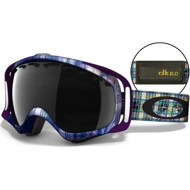 Danny Kass Signature Series Crowbar Snow Goggle