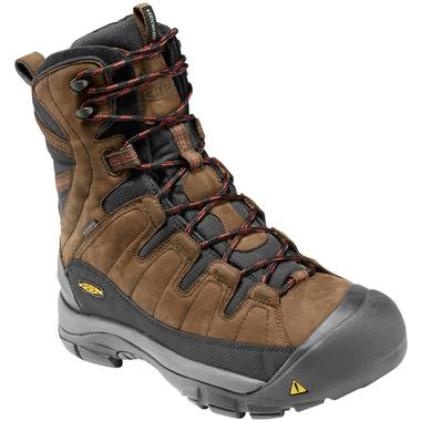 Mens Summit Country Winter Hiking Boot