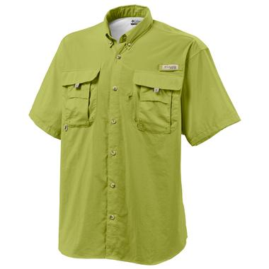 Mens Bahama II Short Sleeve Shirt