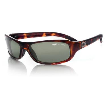 Fang Sunglasses (Dark Tortoise/Polarized Axis)