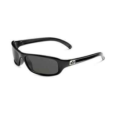 Fang Sunglasses (Shiny Black/TNS)