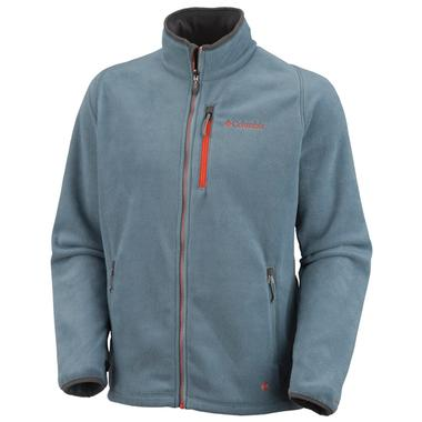 Mens Road 2 Peak Full Zip Fleece