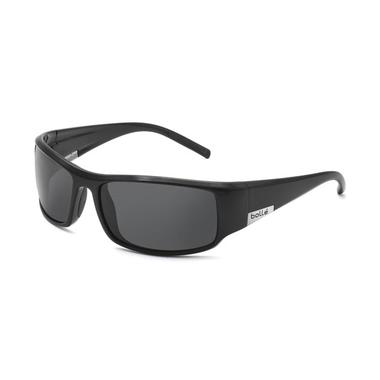King Sunglasses (Shiny Black/TNS)