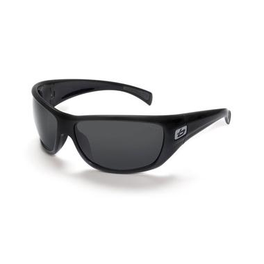 Cobra Sunglasses (Shiny Black/TNS)