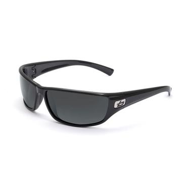Python Sunglasses (Shiny Black/Polarized TNS)