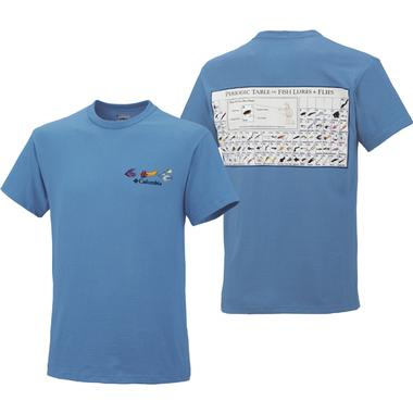 Mens Periodic Chart Short Sleeve Tee