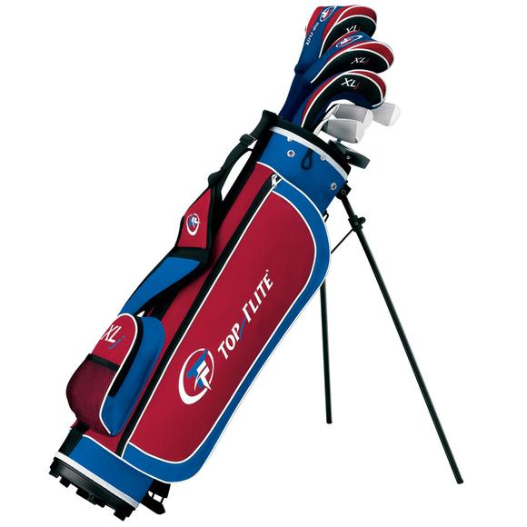 Top Flite Junior XLJ (Ages9-12) Piece Complete Golf Set