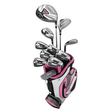 Women`s Hope Platinum Complete Golf Set