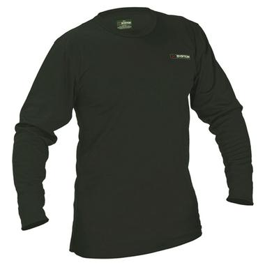 Mens X-System Lightweight Base Layer Crewneck