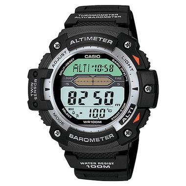 Twin Sensor Altimeter/Barometer Watch (SGW300H1AV)