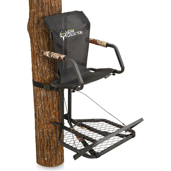 Ameristep Bone Collector Deluxe Hang On Tree Stand