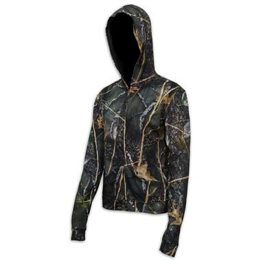 Womens Camouflage Hoodie