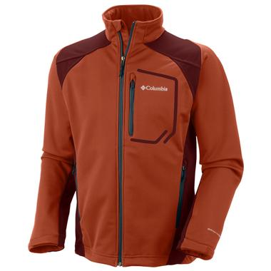 Men's Key Three II Soft Shell Jacket