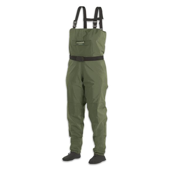 Hodgman wadelite breathable chest wader stout for Chest waders for fishing