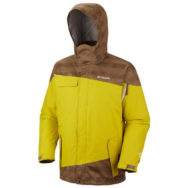 Mens Hells Mountain Interchange Jacket