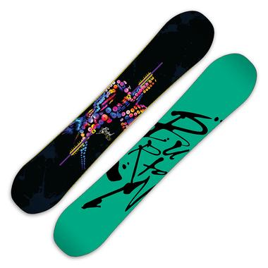 Womens Deja Vu Flying V Snowboard (2012/2013)