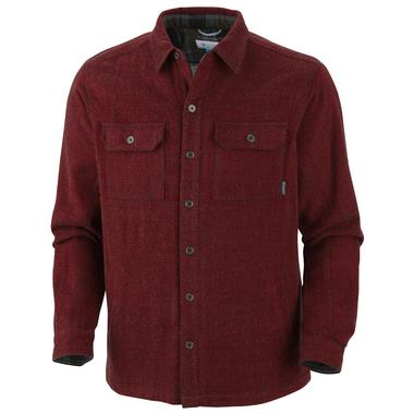 Mens Noble Falls Omni-Heat Shirt Jacket