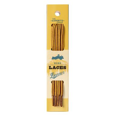 Gold and Tan 72 Inch Boot Laces
