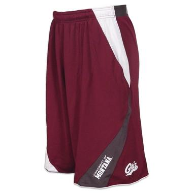 Mens University of Montana Griz Clipper Basketball Short
