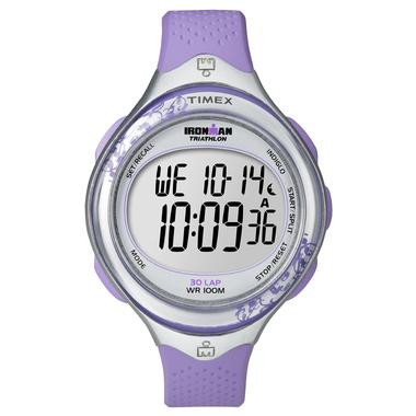 Women's Ironman 30 Lap Clear View Chronometer